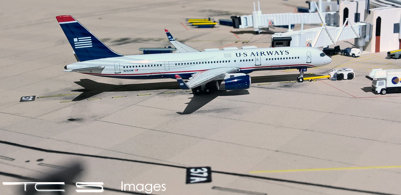 U.S. Airways 757-200