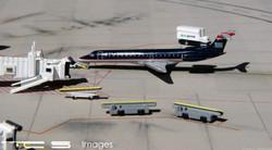 U.S. Airways Express EMBRAER ERJ-145