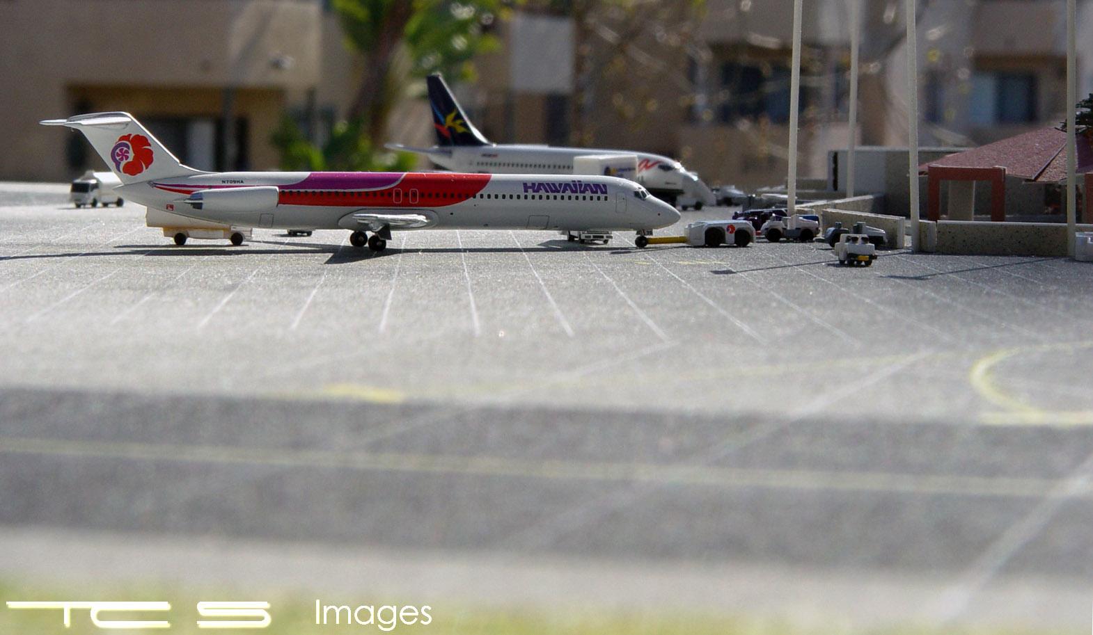 Hawaiian DC-9-51