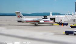 American Airlines BAe 146
