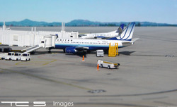 United Airlines 737-300