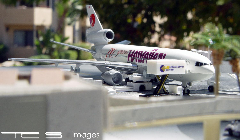 Hawaiian Airlines DC-10-30