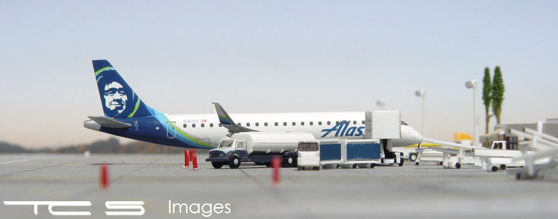 Alaska Airlines ERJ-175