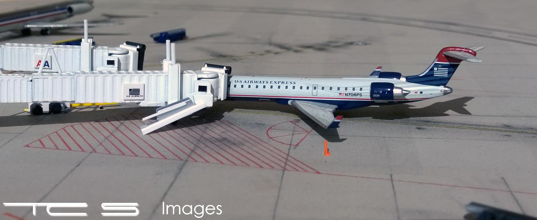 U.S. Airways Express CRJ-700