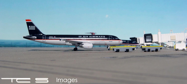 U.S. Airways A320