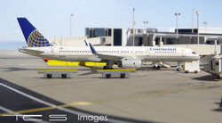 Continental Airlines 757-200