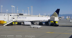 United Airlines A320