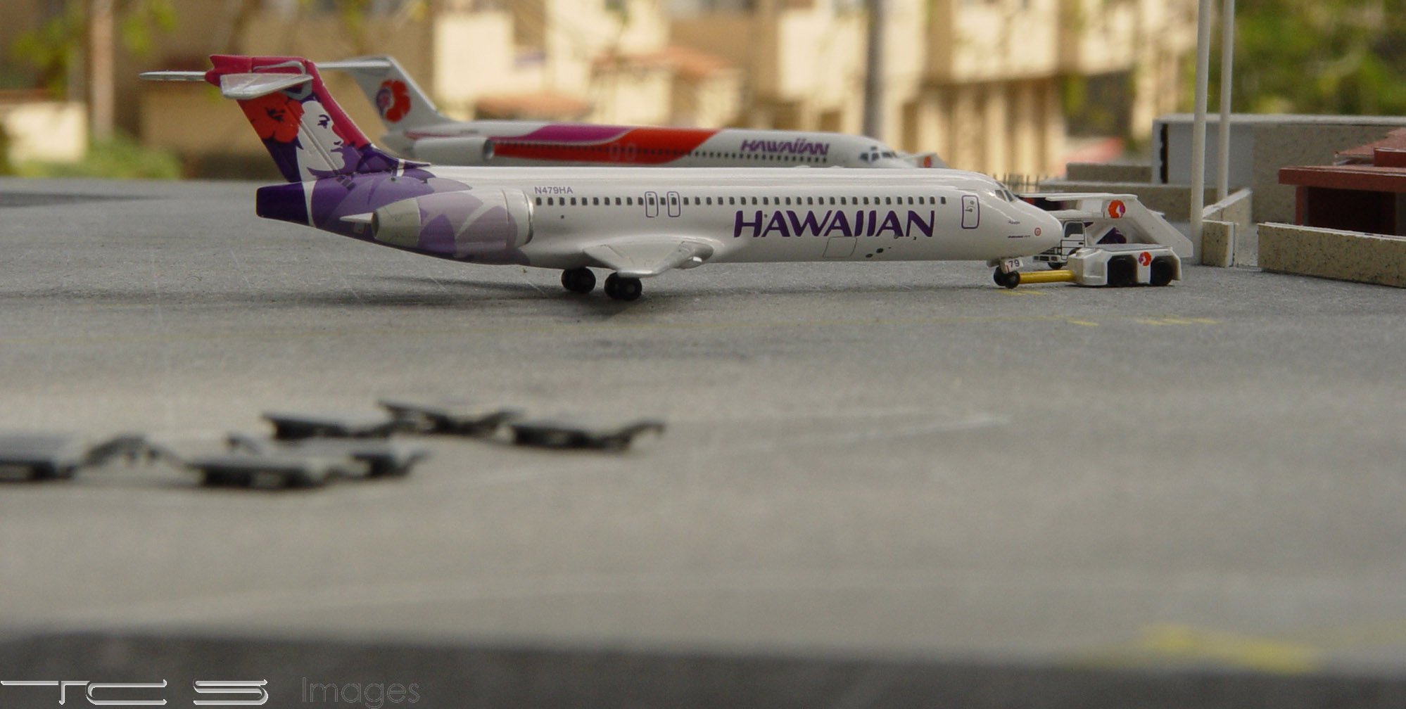 Hawaiian 717-22A