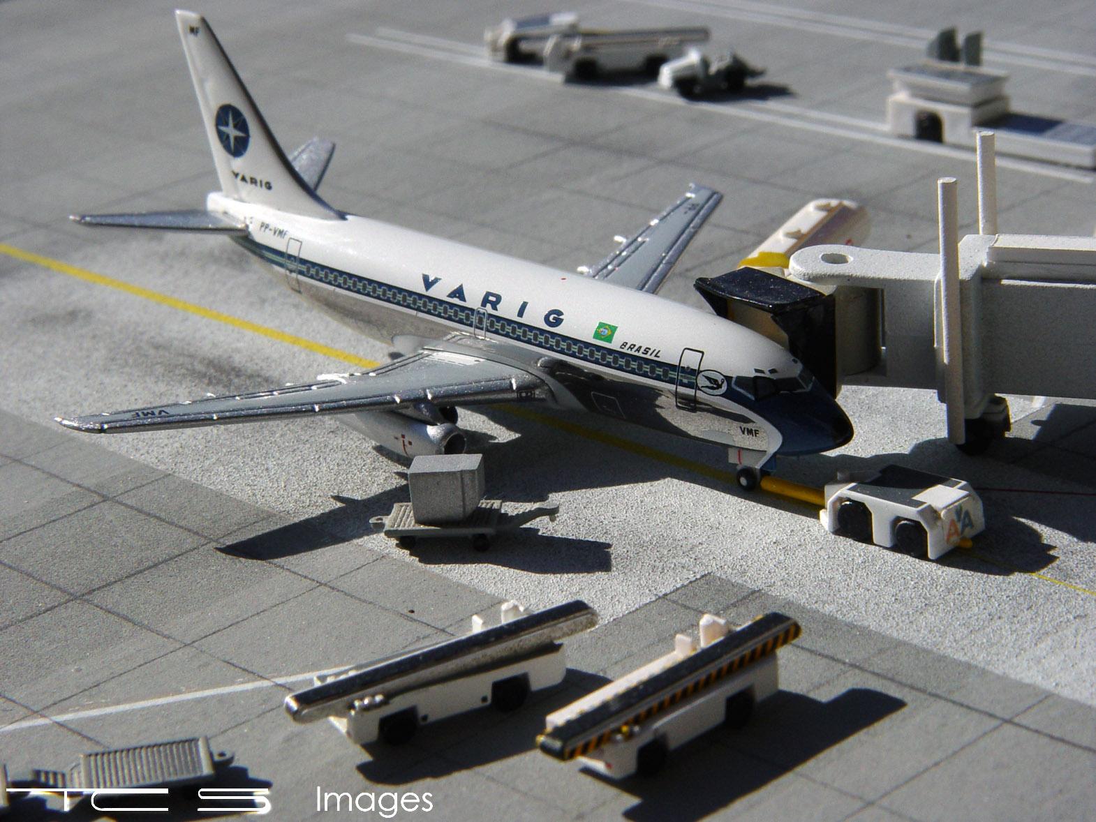Varig 737-200