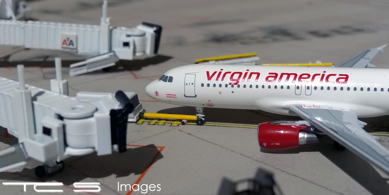 Virgin America A320