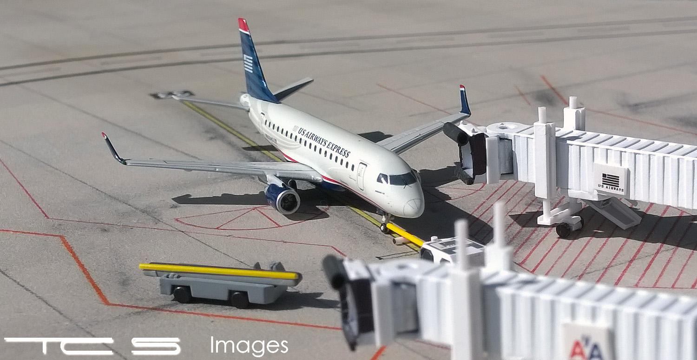 U.S. Airways Express ERJ-170