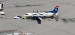 U.S. Airways Express SAAB 340B