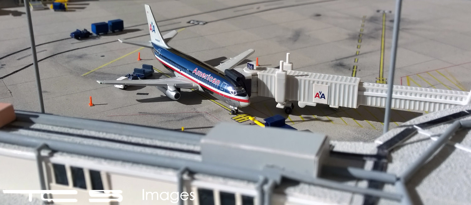 American Airlines 737-200