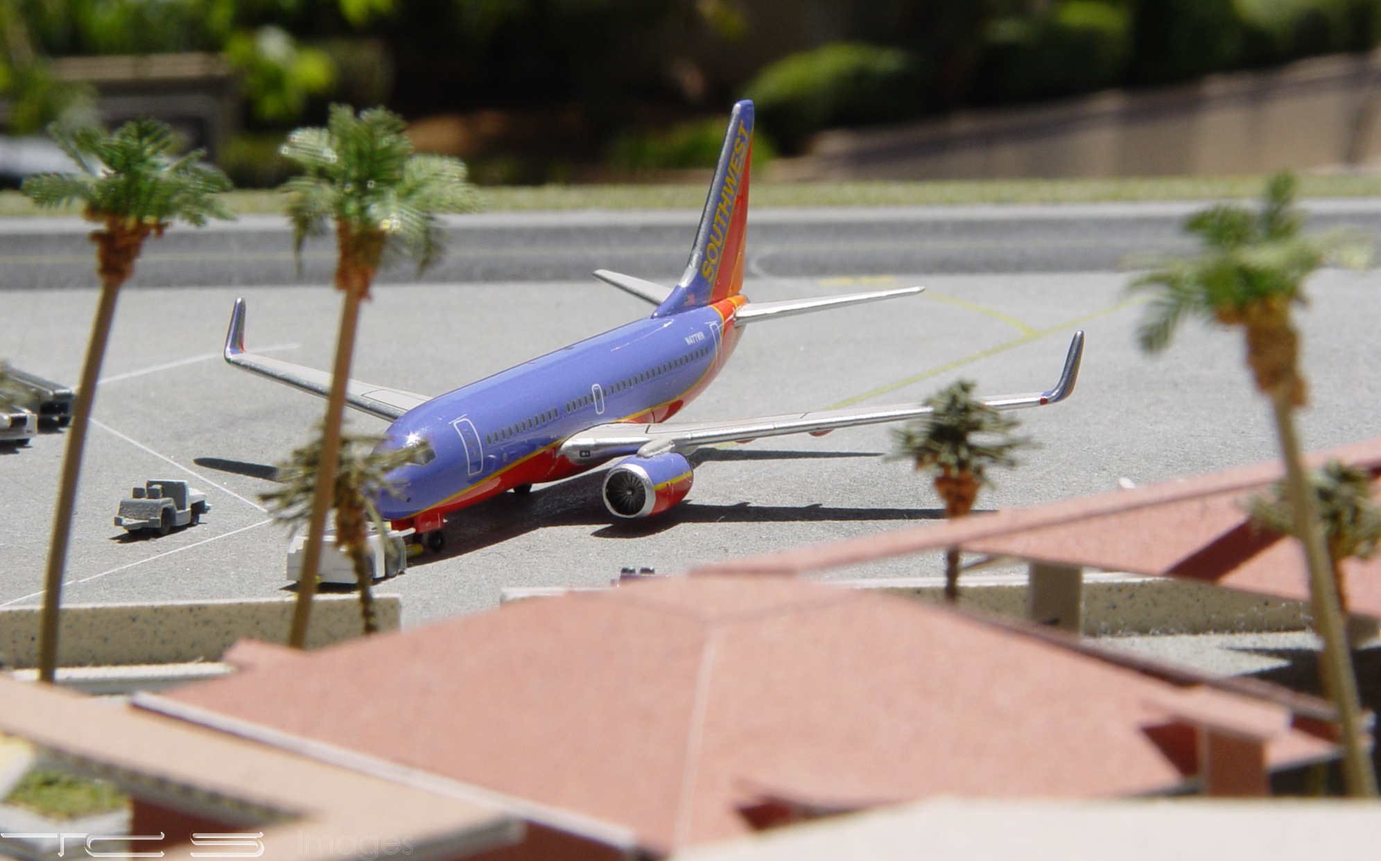 Southwest Airlines 737-700(w)