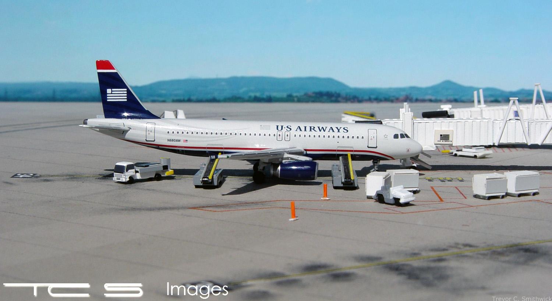 U.S. Airways A320-200