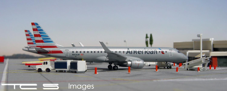 American Airlines ERJ-190