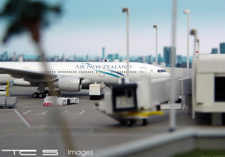 Air New Zealand 777-200 ER
