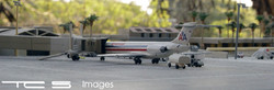 American Airlines MD-97