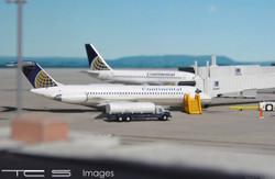 Continental Airlines DC-9-30