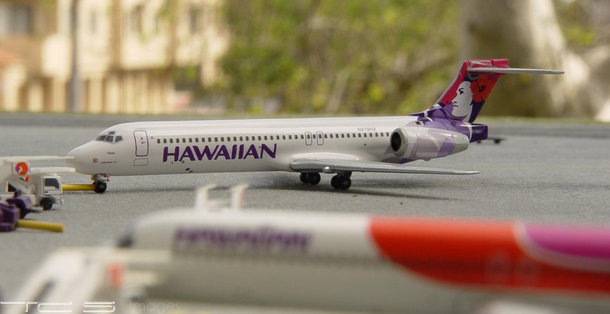 Hawaiian Airlines B717-200