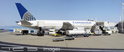 Continental Airlines 767-200