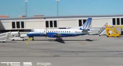 United Express SAAB 340B