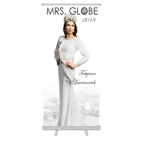 PROMOTION  - Pull Up Banner