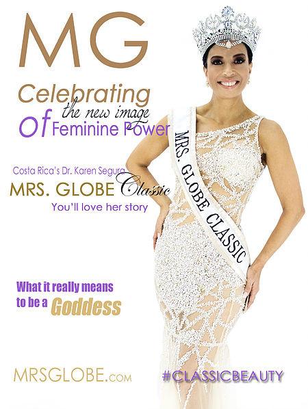 Mrs. Globe Classic 2016
