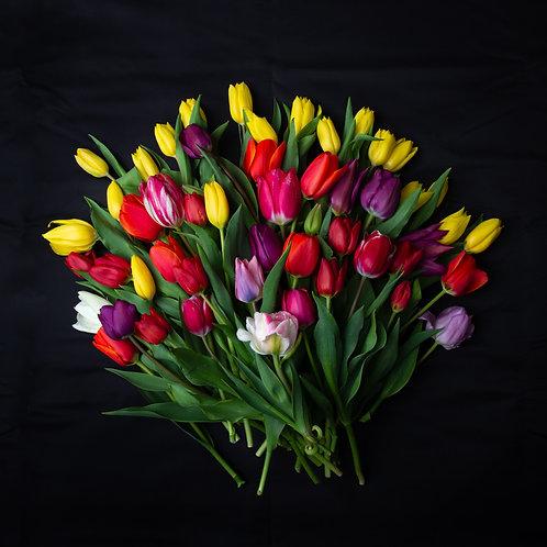 Black Bouquet