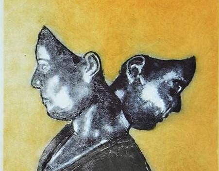 Self-portrait overlay