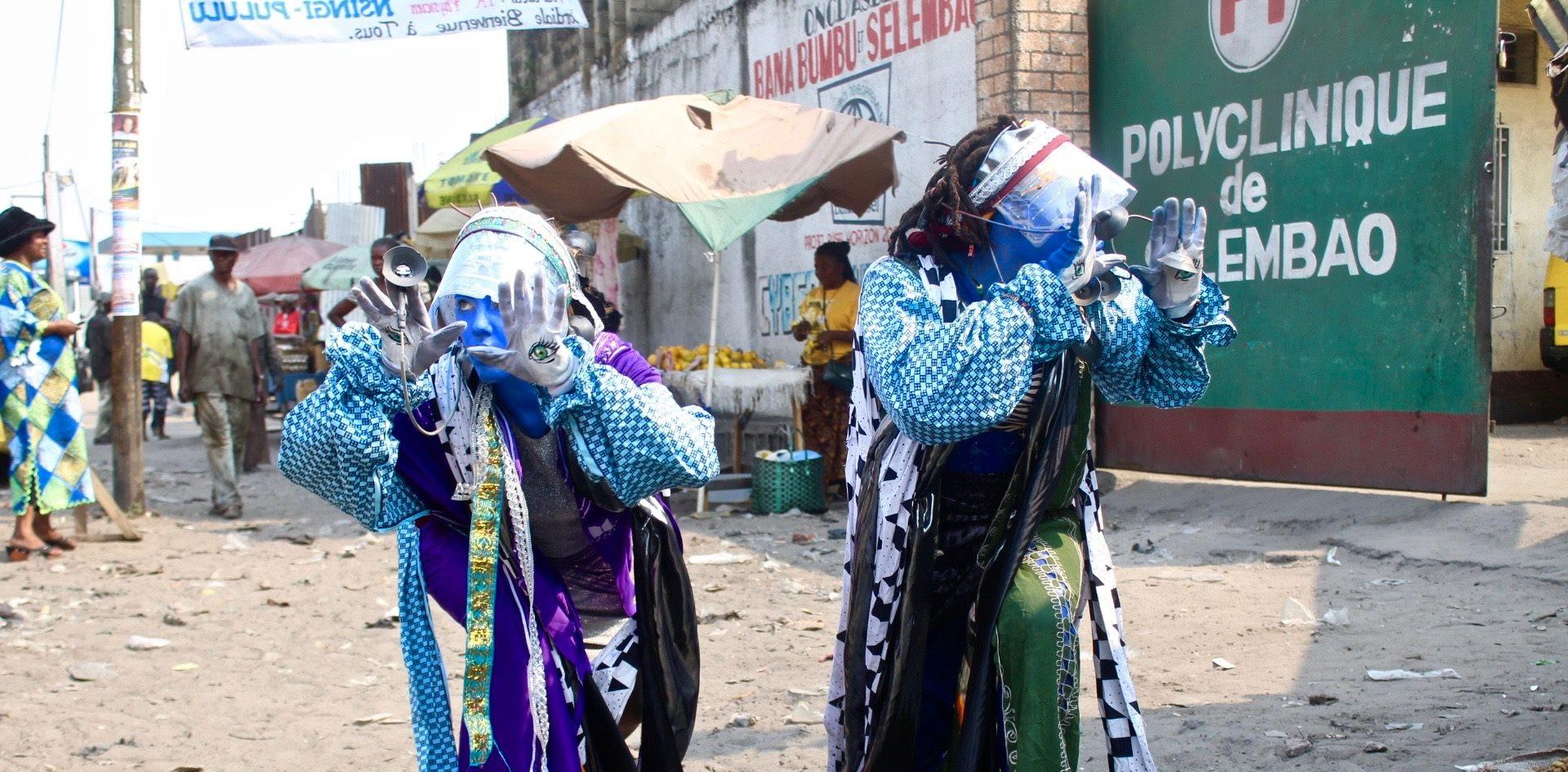 Mapasa Na Lobi - Court métrage expérimental