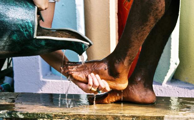 Bapongedi, Rituels inventés - I. Rituel de réparation