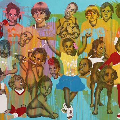 Les fables picturales de Samuel Gelas