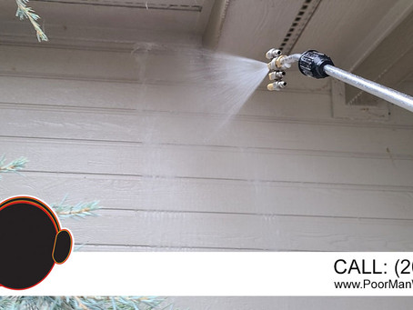 Power Washing Does More Than Make Your House Look Good!