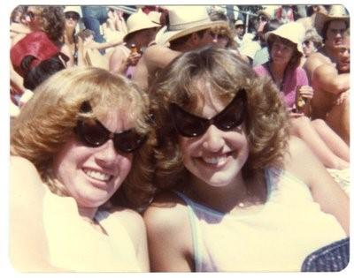 With Natasha, 1980