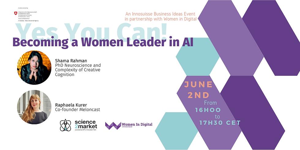 Women Leaders in AI