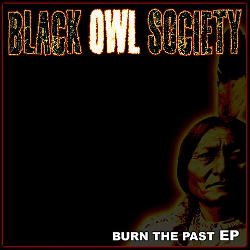 Burn The Past EP - Physical Copy