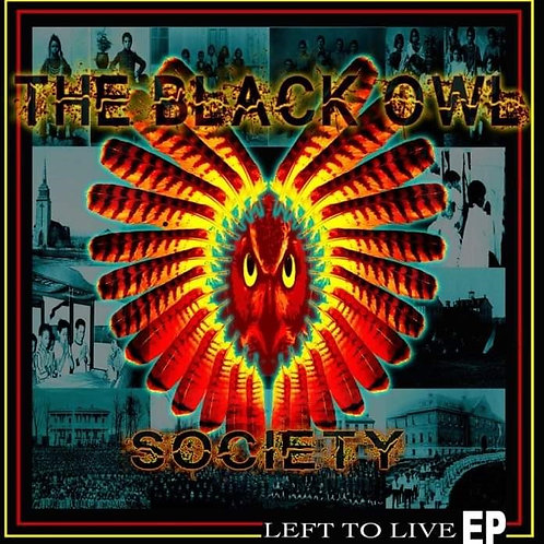 Left To Live EP - Physical Copy