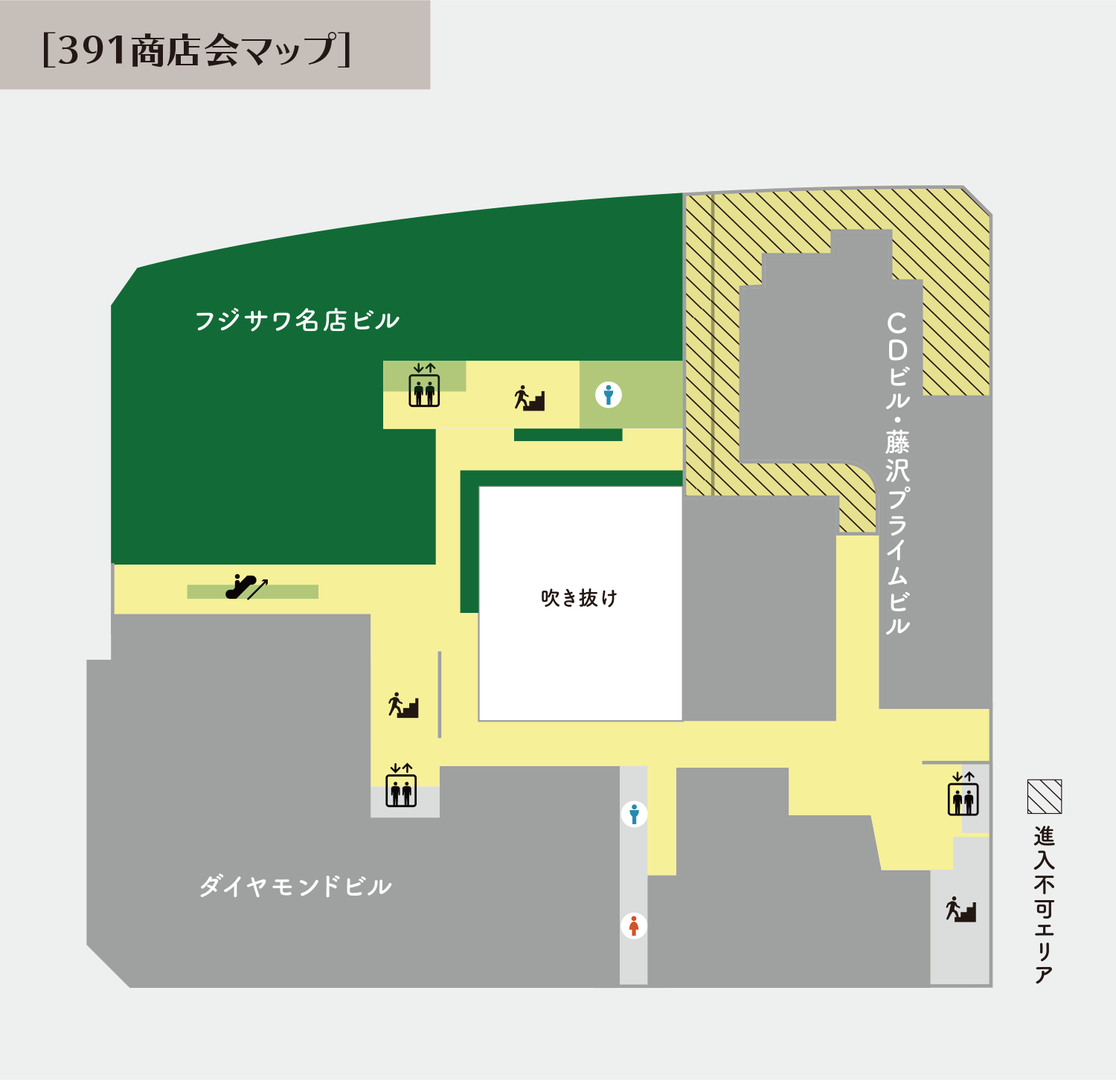 391商店会マップ