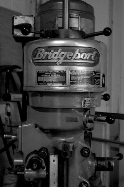 Bridgeport Machine