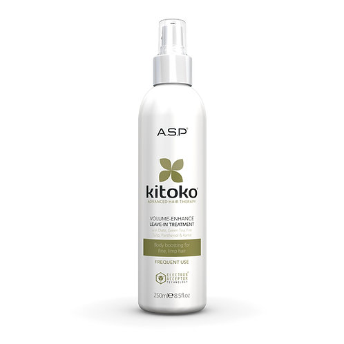 KITOKO VOLUME-ENHANCE LEAVE-IN TREATMENT