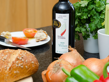 Did you know it is safe to cook with olive oil?