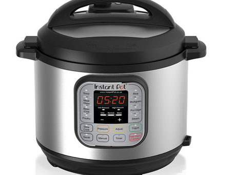 The cooker that does it all; slow-cooking, pressure cooking, rice, porridge and yogurt