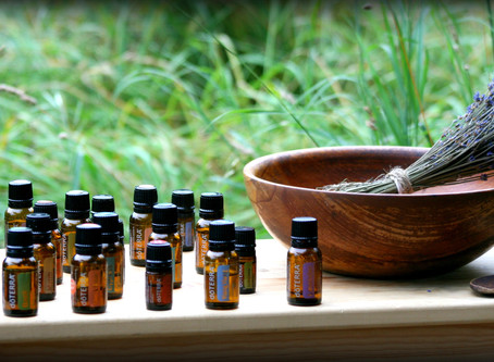 Natural Healing with Essential Oils