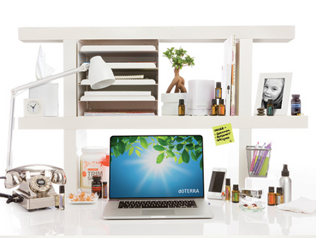 Healthy Office Makeover