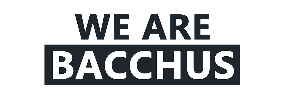 2017 LA BACCHUS LOGO MAILLOT BENEVOLES W
