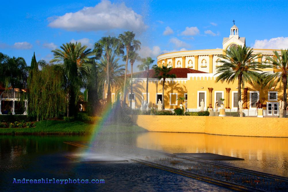 Rainbow Holy Land Experience