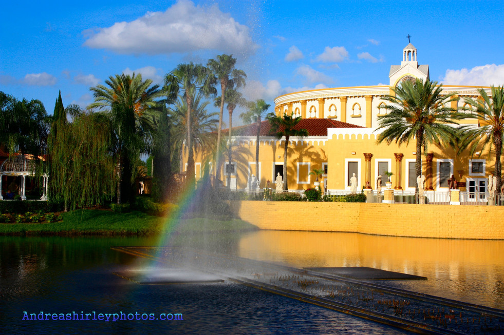 Rainbow Holy Land Experience