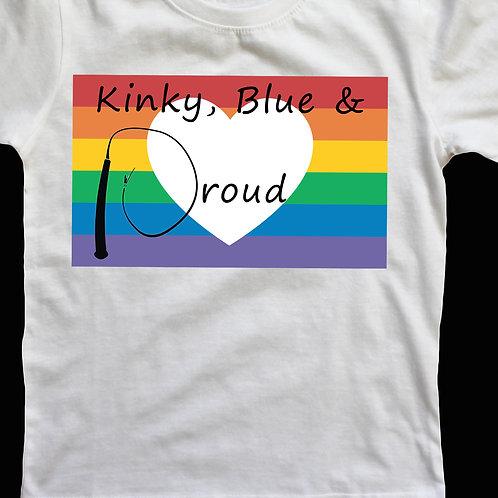 AMY- KINKY, BLUE & PROUD