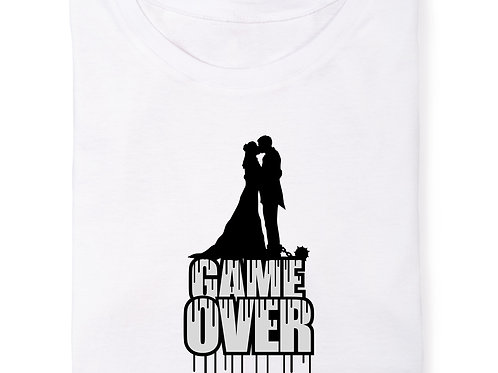 GAME OVER (Bride and Groom)